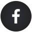 Facebook - Black Round